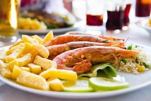 Food - Comida en inglés